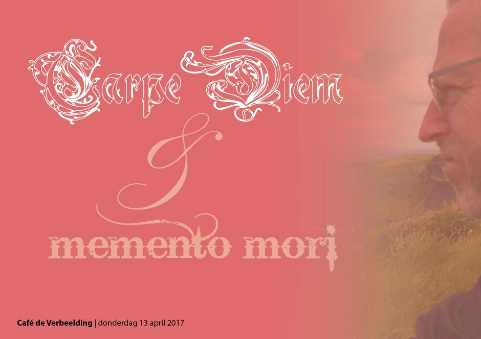 carpe diem beats memento mori