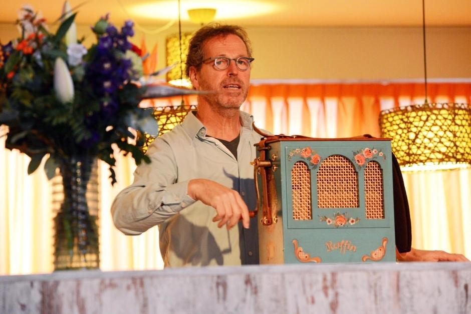 Geert orgelend