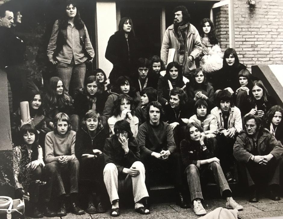Werkweek 1974 of 1975